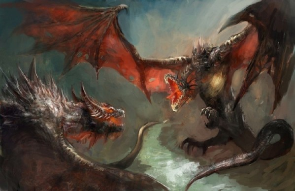 La danza de los dragones
