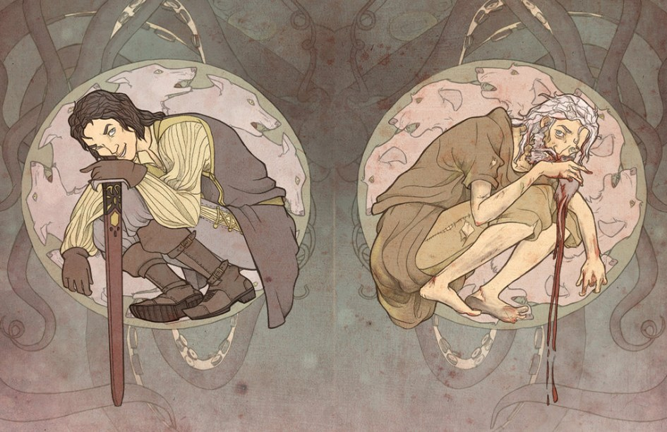 Theon Greyjoy y Hediondo