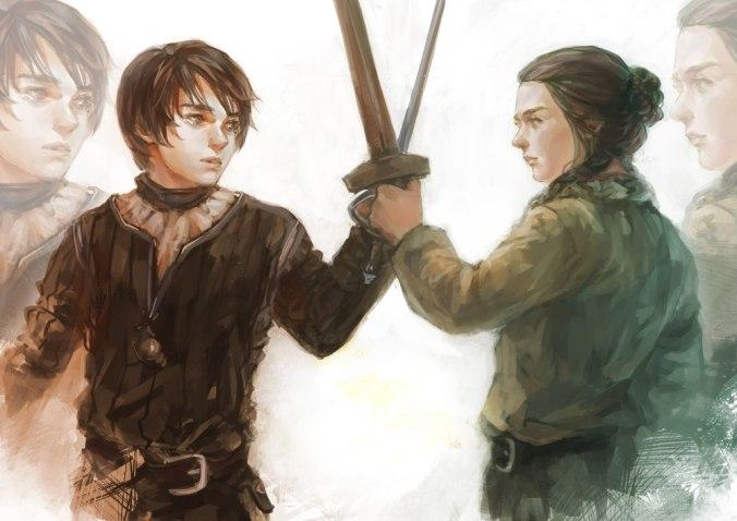 Arya Stark Nadie