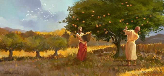Ilustración de Dorne por Paolo Puggioni