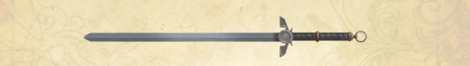Espada de acero valyrio Hielo