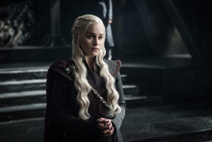 Daenerys, nuevas imágenes