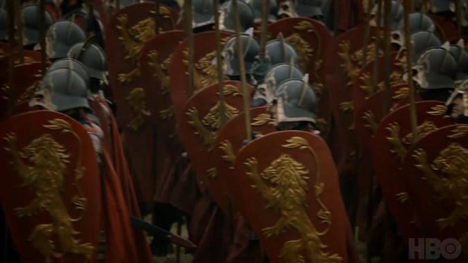 Tropas Lannister