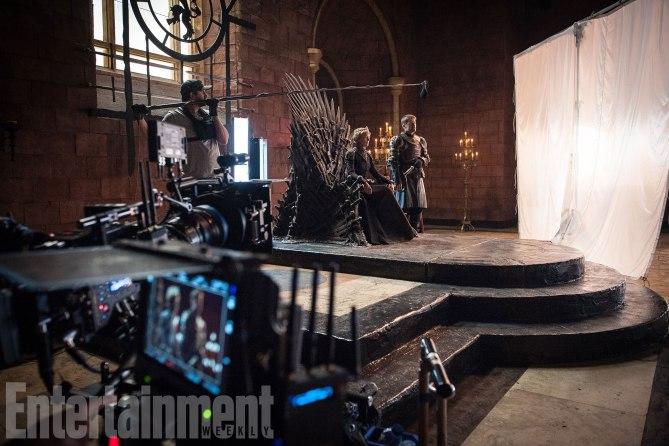 Cersei y Jaime Lannister en la séptima temporada de Juego de Tronos
