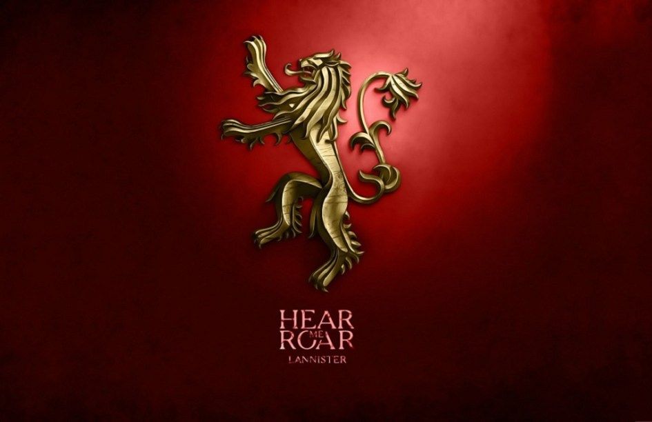 Game of Thrones, House Lannister, Juego de Tronos, Casa Lannister