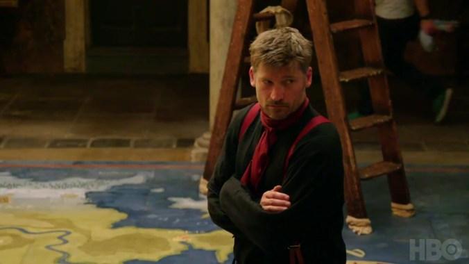 Jaime Lannister en la séptima temporada de Juego de Tronos