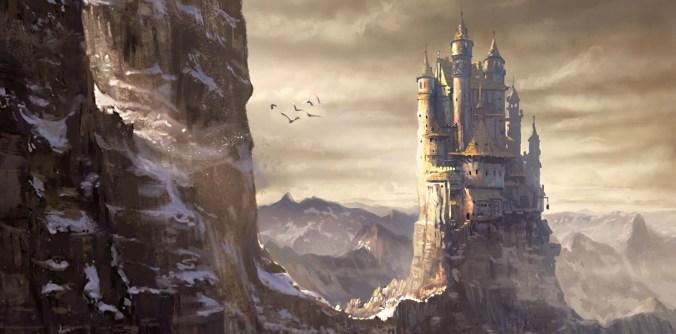 The Eyrie. Nido de Águilas. Valle de Arryn. Consulta en los Fuegos