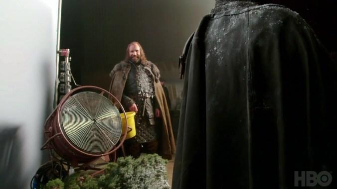 Sandor Clegane el Juego de Tronos