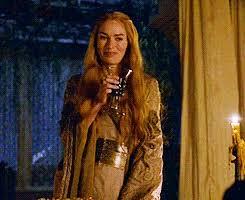 Cersei y el vino