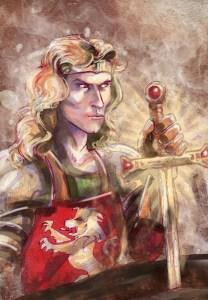 Espada Lannister de acero valyrio perdida, Rugido