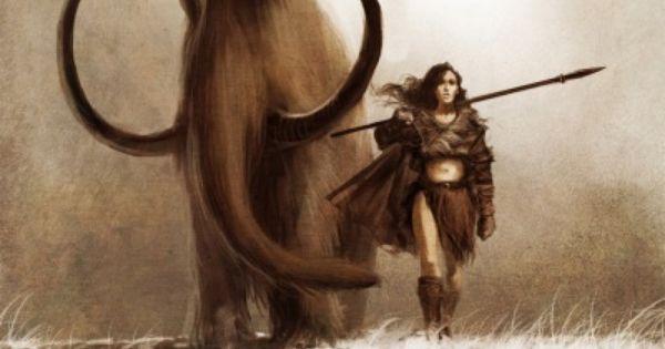 Mujer de las lanzas