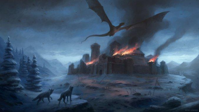 Saqueo de Invernalia