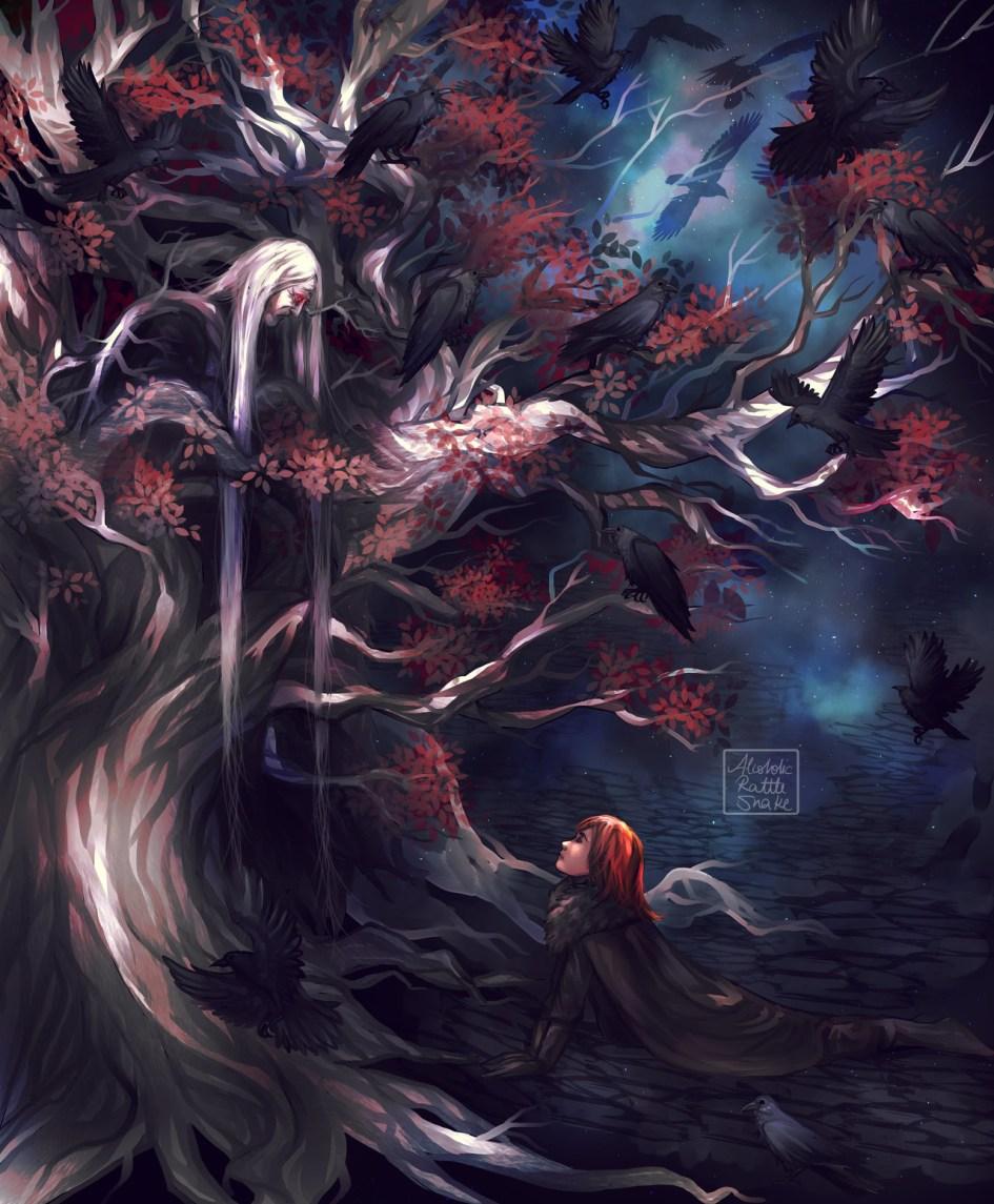 Cuervo de Sangre