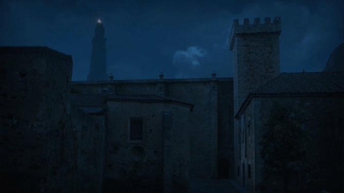 Escenarios de Juego de Tronos Cáceres