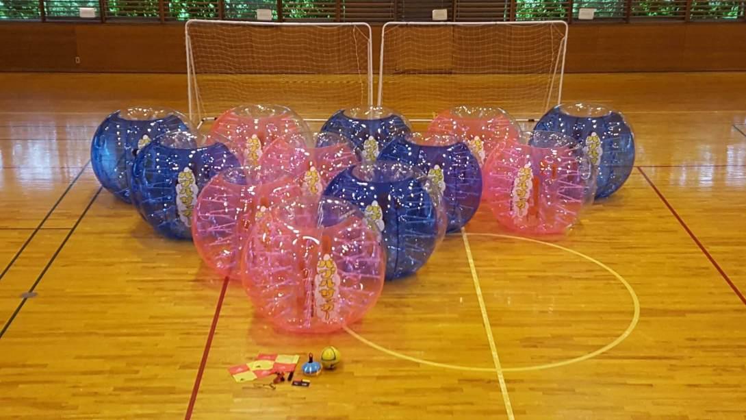 バブルサッカー バブルボール