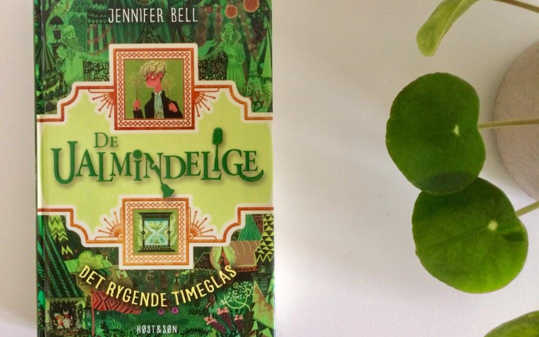 Jennifer Bell: Det Rygende Timeglas