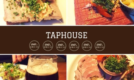 Taphouse – 6 ømf'er