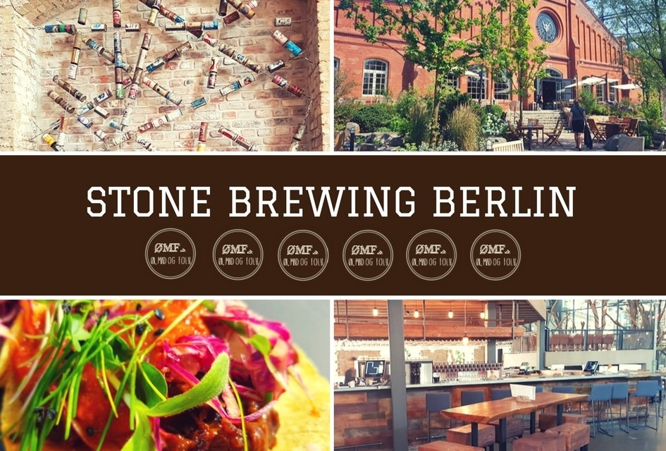 Stone Brewing Berlin – 6 ømf'er