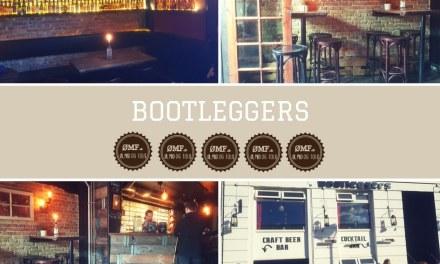 Bootleggers – 5 ØMF'er