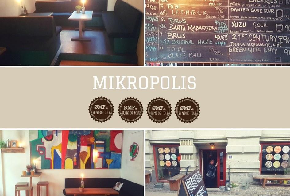 Mikropolis 4 ØMF'er