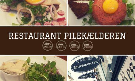 Restaurant Pilekælderen – 4 ØMF'er