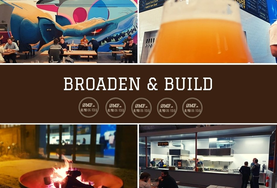 Broaden and Build – 5 ØMF'er