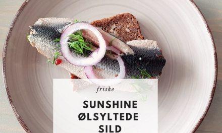 Sunshine Ølsyltede Sild