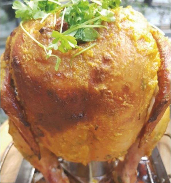 Om kylling på dåse AKA beer can chicken
