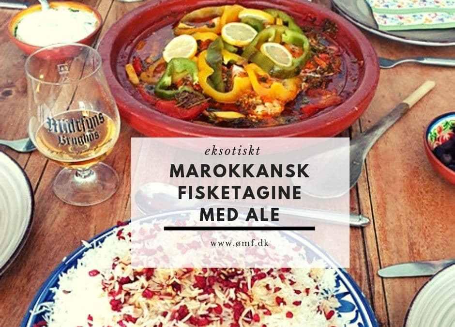 Morokkansk Fisketagine med ale