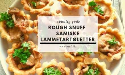 Rough Snuff samiske lammetartØLetter