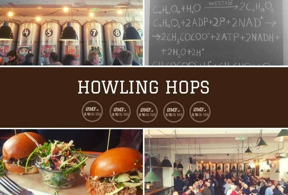 Howling Hops 5 Ømf'er