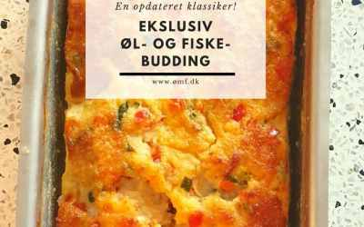 Eksklusiv Øl- og fiskebudding