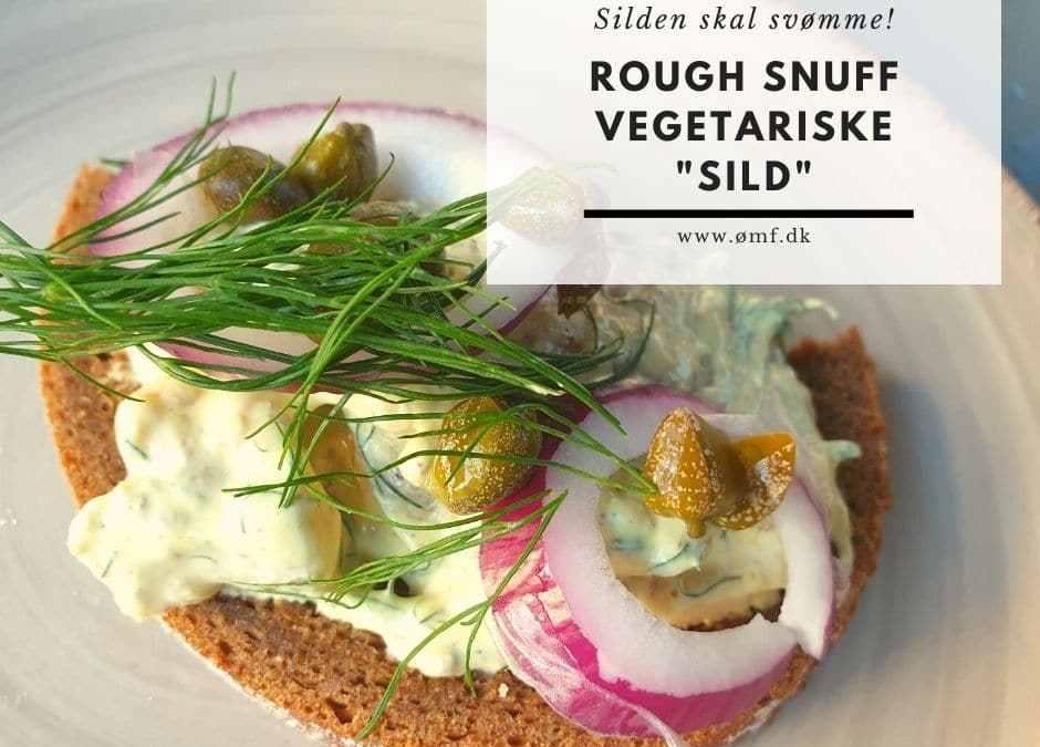 Roughsnuff Vegetarisk Sennepssild