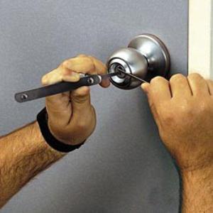 Hur man öppnar ett lås själv
