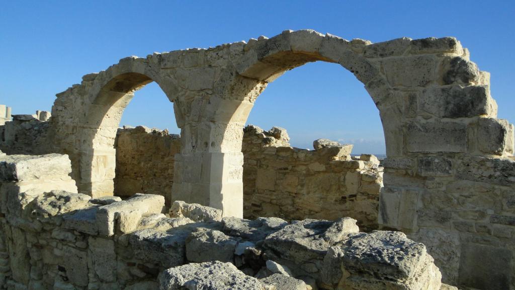 Co warto zobaczyć w Limassol? - Kurion