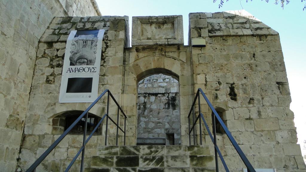 Co warto zobaczyć w Limassol i okolicy? - zamek