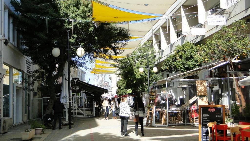 Co warto zobaczyć w Nikozji? - ulica Ledra