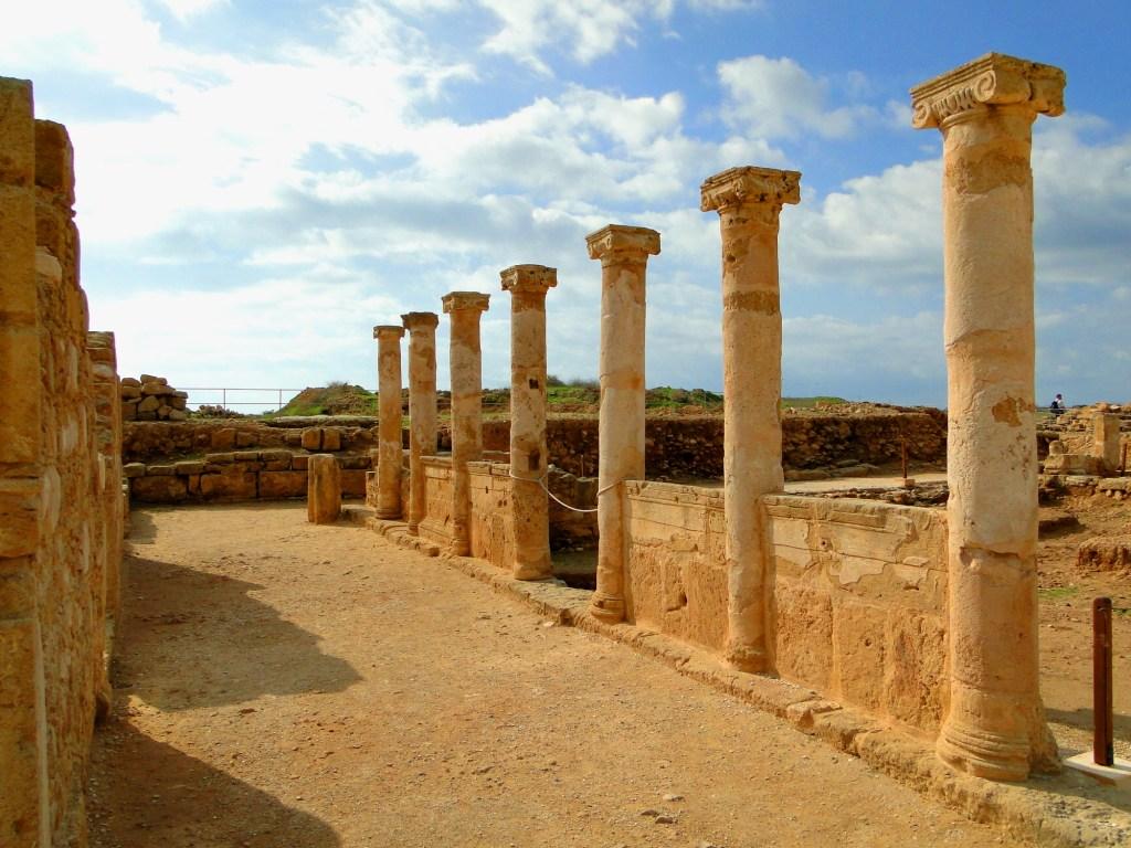 Co warto zobaczyć w Pafos? - Park Archeologiczny