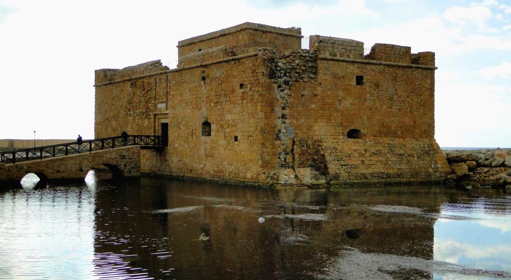 Co warto zobaczyć w Pafos? - zamek