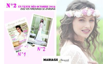 Vente du Magazine Mariage&Beauté