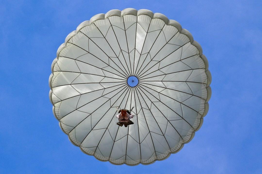 parachute, activité ludiques et sportives, EVJF/G