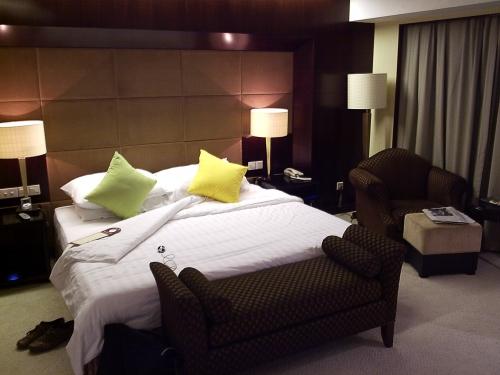 Hotelzimmer Pflege