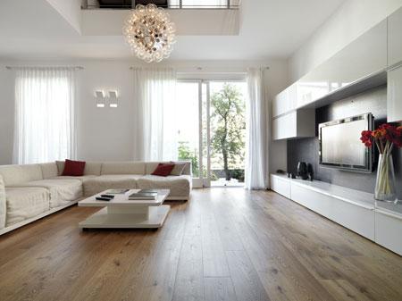 Ein Wohnzimmer Einrichten Im Puristischen Stil