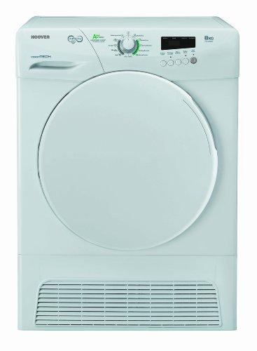 Hoover VTH 980 NA2T Wärmepumpentrockner / A++ / 8 kg / Knitterschutz / weiß