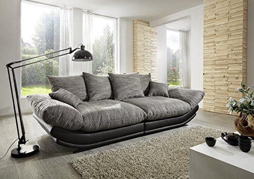 Megasofa Loungesofa Ultrasofa Sofa Couch Bigsofa ROSE C NewLook Trendmanufaktur