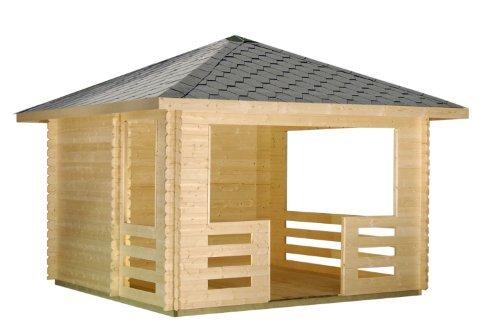 Pavillon Julie ca. 350 x 350 cm