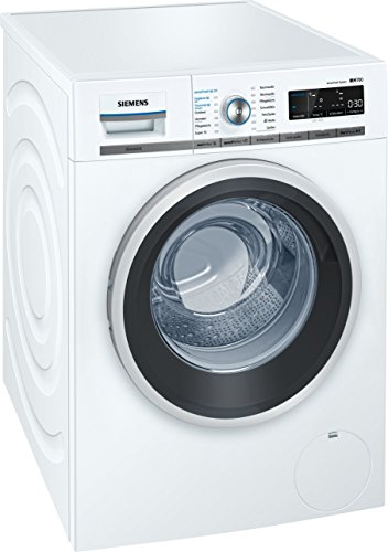 Siemens WM14W740 iQ700 sensoFresh Waschmaschine/A+++/137 kWh/Jahr/max. 1400 UpM/8 kg/Outdoor/varioPerfect/iQDrive Motor