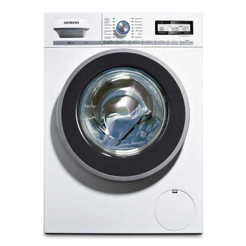 Siemens iQ800 WM14Y54D iSensoric Premium-Waschmaschine/A+++/8 kg/1400 UpM/weiß/VarioPerfect/Nachlegefunktion/Super15