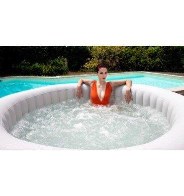VerySpas Super Spark Luxe Spa, Whirlpool, aufblasbar, 6Plätze