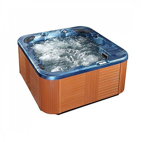 Whirlpool blau Outdoor SANREMO